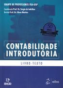 CONTABILIDADE INTRODUTORIA - LIVRO-TEXTO - 12ª ED