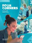 FOUR CORNERS 3 SB WITH ONLINE SELF STUDY - 2ND ED.