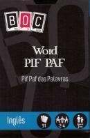 BOC 1 - WORD PIF PAF -  PIF PAF DAS PALAVRAS