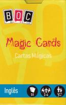 BOC 3 - MAGIC CARDS - CARTAS MAGICAS