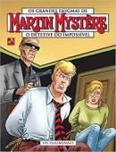 MARTIN MYSTERE - OS ILLUMINATI – VOL. 13