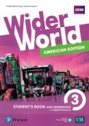 WIDER WORLD  3 SB + WB + ONLINE - AMERICAN