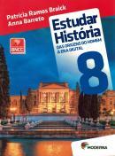 ESTUDAR HISTORIA - 8º ANO - 3ª ED