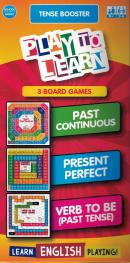 PLAY TO LEARN - TENSE BOOSTER