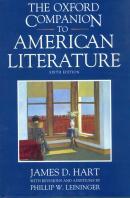 OXFORD COMPANION TO AMERICAN LITERATURE, THE - 6TH ED