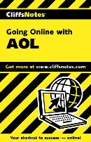 CLIFFSNOTES GOING ONLINE WITH AOL