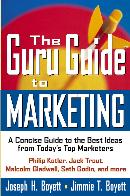 THE GURU GUIDE TO MARKETING