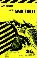 CLIFFSNOTES ON LEWIS´ MAIN STREET