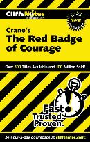 CLIFFSNOTES ON CRANE´S THE RED BADGE OF COURAGE