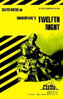 CLIFFSNOTES ON SHAKEAPEARE´S TWELFTH NIGHT