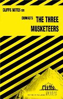 CLIFFSNOTES ON DUMAS´ THE THREE MUSKETEERS
