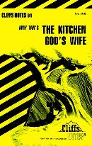 CLIFFSNOTES ON TAN´S THE KITCHEN GOD´S WIFE
