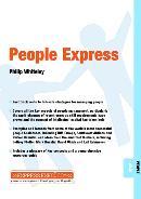 PEOPLE EXPRESS