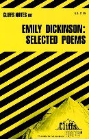 CLIFFSNOTES EMILY DICKINSON: SELECTED POEMS