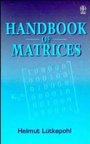 HANDBOOK OF MATRICES