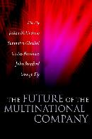 THE FUTURE OF THE MULTINATIONAL COMPANY
