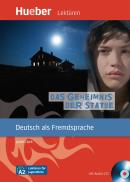 LESEHEFT, DAS GEHEIMNIS DER STATUE, + CD