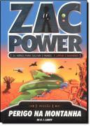 ZAC POWER 8 - PERIGO NA MONTANHA