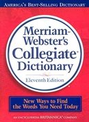 MERRIAM-WEBSTERS COLLEGIATE DICTIONARY - (INDEXED) 11TH EDITION