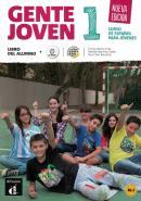 GENTE JOVEN - LIBRO DEL ALUMNO 1  (A1.1) -NUEVA EDICION- CON CD