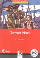 TREASURE ISLAND - WITH CD - ELEMENTARY