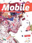 MOBILE 1 (A1) - LIVRE DE L´ELEVE + DVD-ROM - NOVO