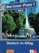 BERLINER PLATZ 1 NEU - LEHR-UND ARBEITSBUCH MIT 2 AUDIO-CDS - NE