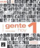 GENTE HOY 1 LIBRO DE TRABAJO + CD
