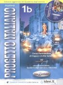 PROGETTO ITALIANO - 1B + CD ROM + CD AUDIO  ( STUDENTE & QUADERNO DEGLI ESERCIZI )