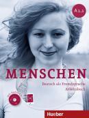 MENSCHEN A1/1 - ARBEITSBUCH MIT AUDIO-CD