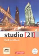 STUDIO 21 - DAS DEUTSCHBUCH (A1) ( KURS - UND UBUNGSBUCH MIT DVD ROM ) - DVD E-BOOK MIT AUDIO, INTERAKTIVEN UBUNGEN, VIDEOCLIPS