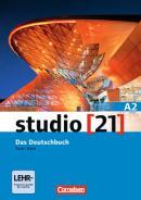 STUDIO 21 - DAS DEUTSCHBUCH (A2) ( KURS UND UBUNGSBUCH MIT DVD - ROM ) DVD - E-BOOK MIT AUDIO, INTERAKTIVEN UBUNGEN, VIDEOCLIPS
