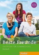 BESTE FREUNDE A2.1 KURSBUCH - DEUTSCH FUR JUGENDLICHE