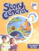 STORY CENTRAL STUDENTS PACK WITH ACTIVITY BOOK-1