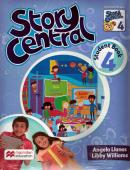 STORY CENTRAL 4 STUDENTS PACK WITH ACTIVITY BOOK