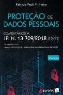PROTECAO DE DADOS PESSOAIS - COMENTARIOS A LEI N. 13.709/2018 LGPD - 2ª ED