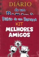 BOX DIARIO DE UM BANANA - MELHORES AMIGOS -
