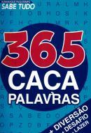 ALMANAQUE PASSATEMPOS SABE-TUDO 365 CACA-PALAVRAS