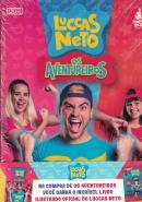 LIVRO AVENTUREIROS = ALBUM DE FIGURINHA