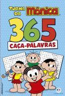 TURMA DA MONICA - 365 CACA-PALAVRAS
